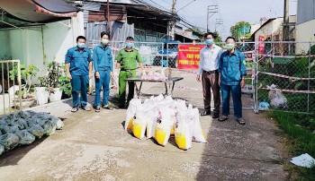 An Giang hỗ trợ kịp thời cho hàng chục ngàn người gặp khó về lương thực, thực phẩm