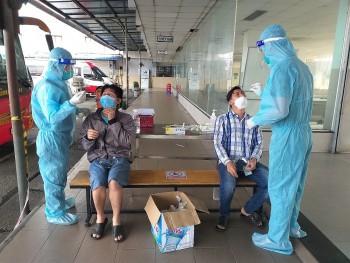 Cà Mau đón 287 công dân hoàn cảnh đặc biệt khó khăn trở về quê hương