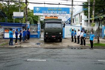 Cần Thơ hỗ trợ 18 tấn hàng hóa, rau củ đến với ngành GD&ĐT tỉnh Bình Dương và TP Hồ Chí Minh