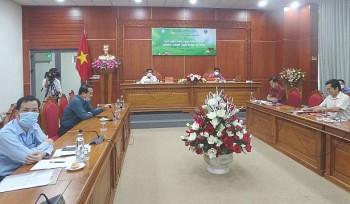Cà Mau mở Diễn đàn trực tuyến kết nối tiêu thụ nông, thủy sản 2021