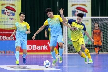 Lượt 14 giải Futsal HDBank VĐQG 2020: Mai Đạt đóng vai người hùng, cuộc đua tốp 3 khó lường