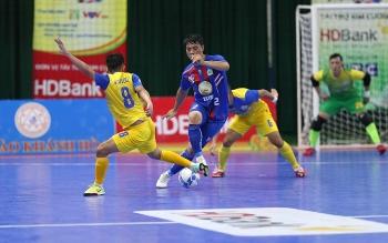 Lượt 16 giải futsal HDBank VĐQG 2020: Kardiachain Sài Gòn ghi bàn giây 0, tái hiện trận cầu bùng nổ cảm xúc
