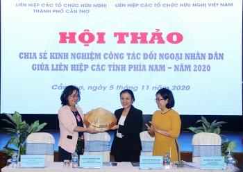 Câu chuyện thành công của Việt Nam về Covid-19 tạo nguồn cảm hứng rất lớn cho công tác ĐNND