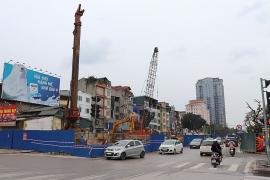 Hàng loạt dự án giao thông tại Hà Nội sẽ hoàn thành trong năm 2020