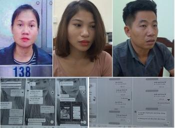 Thanh Hóa: đánh sập đường dây mua bán người qua mạng xã hội