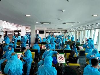 Đưa 178 công dân Việt Nam từ Brunei về nước an toàn