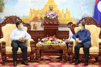 """Đại sứ Lào tại Việt Nam: """"Sự giúp đỡ của Việt Nam trong đại dịch không gì có thể sánh bằng"""""""