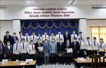 Phó Thủ tướng Kikeo Khaykhamphithoune: Bộ Y tế Việt Nam đã giúp Lào ứng phó, kiểm soát được sự lây lan của dịch COVID-19