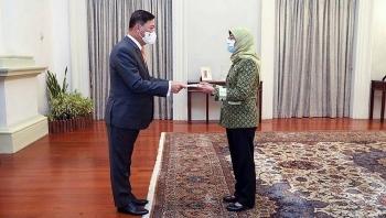 Singapore là đối tác chiến lược hàng đầu của Việt Nam