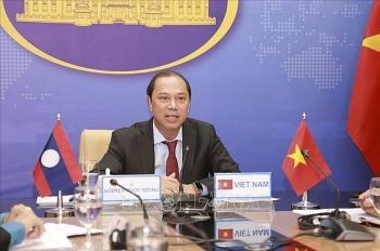 Việt Nam- Lào: thống nhất sớm mở lại cửa khẩu và đường bay thương mại giữa hai nước