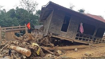 Chính phủ Hà Lan hỗ trợ Việt Nam 2 triệu Euro khắc phục hậu quả mưa bão miền Trung