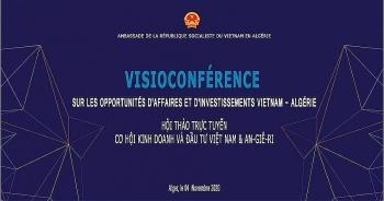 70 doanh nghiệp Việt Nam và Algeria tìm kiếm cơ hội hợp tác, đầu tư