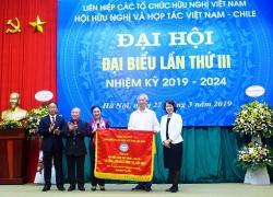 Tiếp tục làm cầu nối thúc đẩy quan hệ Việt Nam – Chile trên nhiều lĩnh vực