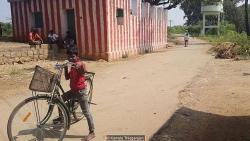 Ngôi làng đi chân đất tại Ấn Độ