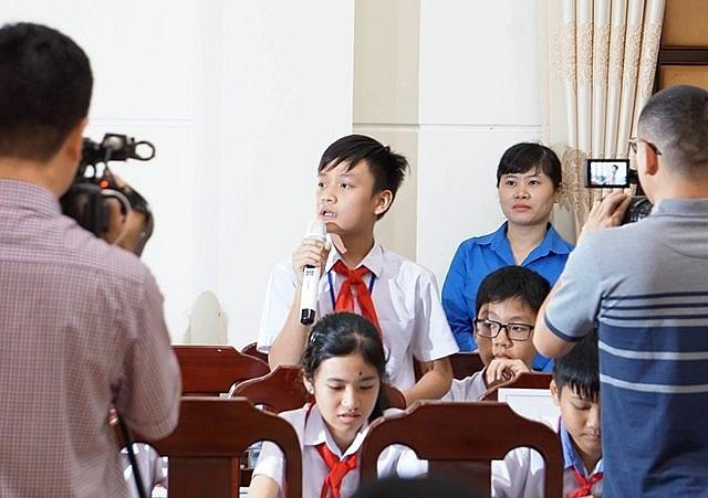 plan tiep tuc chuoi hanh dong thuc day quyen cua tre em tai quang tri