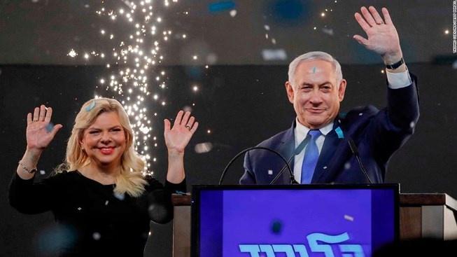 ong netanyahu tai dac cu thu tuong israel nguoi palestine lo lang