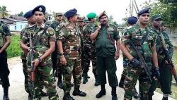 Sri Lanka: Quân đội đấu súng phiến quân Hồi giáo IS, 15 người chết