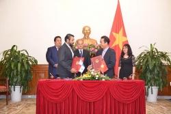 Panama - Việt Nam ký Hiệp định miễn visa cho Hộ chiếu phổ thông