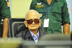 nuon chea thu lanh thu hai cua khmer do chet o tuoi 93