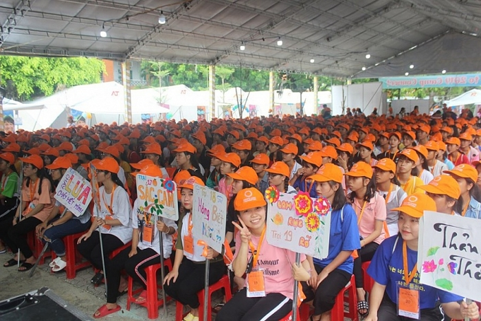 pacific links foundation chap canh uoc mo cho hoc sinh sinh vien thua thien hue