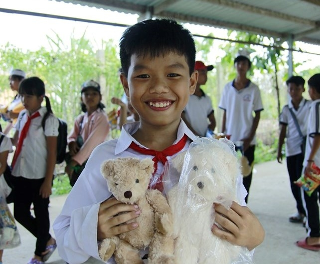 da tiec cua saigon childrens charity gay quy duoc 35 ty dong trong 11 nam