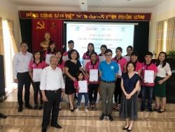 ADRA sẽ trao vốn cho 5 dự án khởi nghiệp của thanh niên Hà Nội