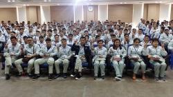 Thêm cơ hội làm việc tại Hàn Quốc ngành sản xuất chế tạo