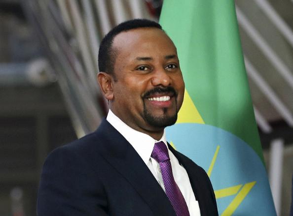 thu tuong ethiopia gianh giai nobel hoa binh 2019