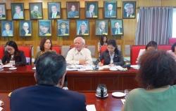 Hội đồng Gensuikyo quan ngại về những căng thẳng trên Biển Đông