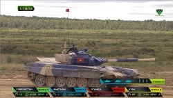 chung ket nhom 2 tank biathlon 2019 giua viet nam uzbekistan uganda va cuba