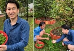 Hoài Linh làm vườn trong mùa dịch, Đàm Vĩnh Hưng và Noo Phước Thịnh hát