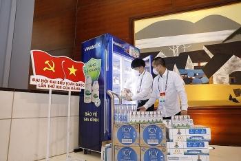 Sản phẩm Vinamilk vinh dự được chọn phục vụ cho các sự kiện lớn của quốc gia trong năm 2020