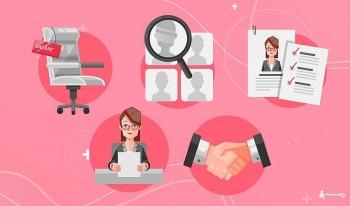Bật mí hệ thống mẫu CV xin việc, mẫu CV tiếng Việt tại timviec365.com