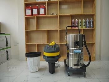 Yên Phát phân phối máy hút bụi công nghiệp chất lượng
