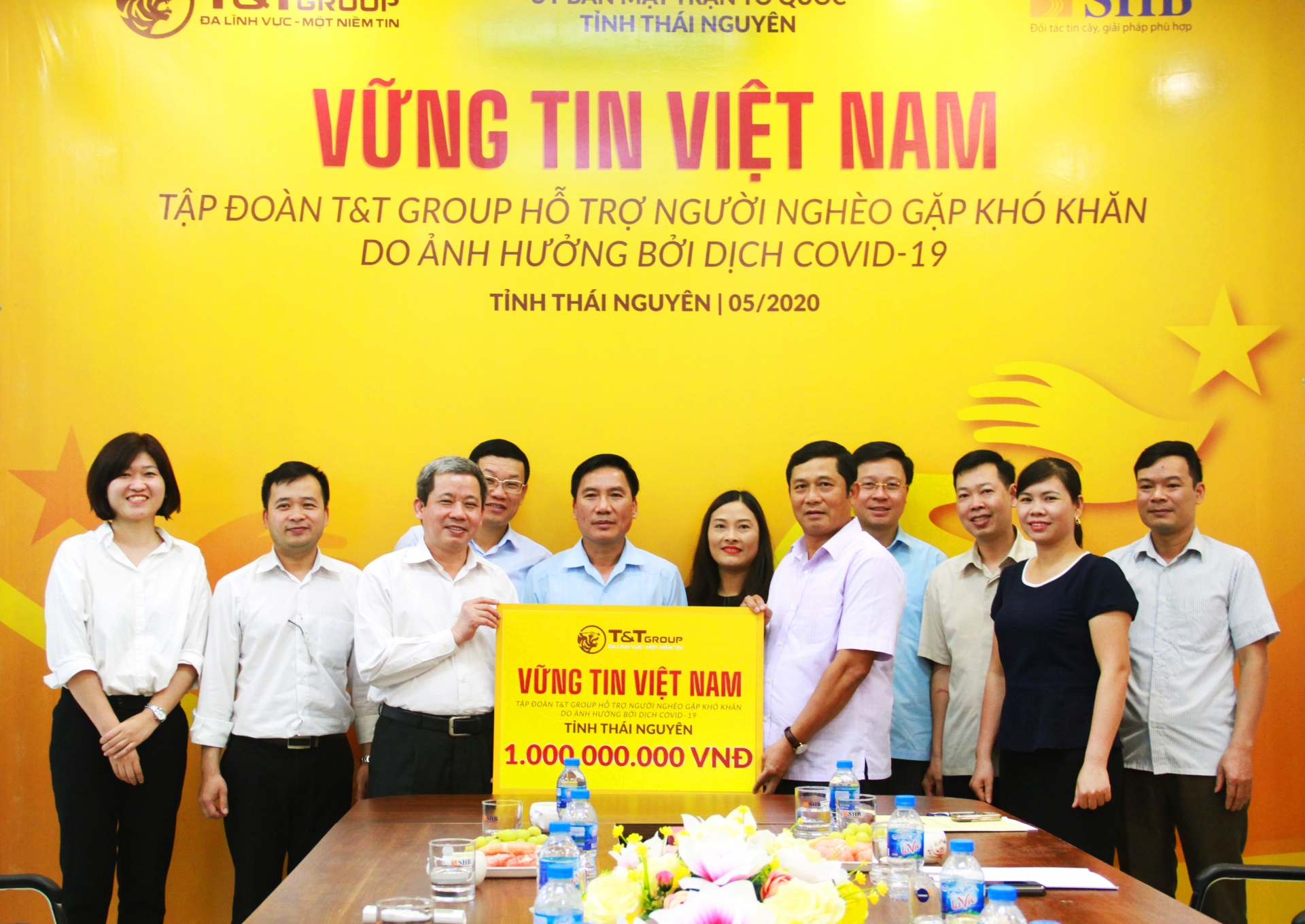 tt group va hanh trinh yeu thuong khi niem tin duoc se chia thi hanh phuc duoc nhan len