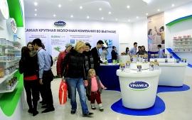 Vinamilk: Doanh nghiệp đầu tiên của Việt Nam được cấp phép xuất khẩu sản phẩm sữa vào Nga và các nước liên minh kinh tế Á Âu
