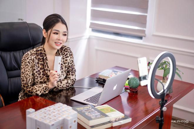Doanh nhân Lê Giang - Bản lĩnh của người phụ nữ thành công