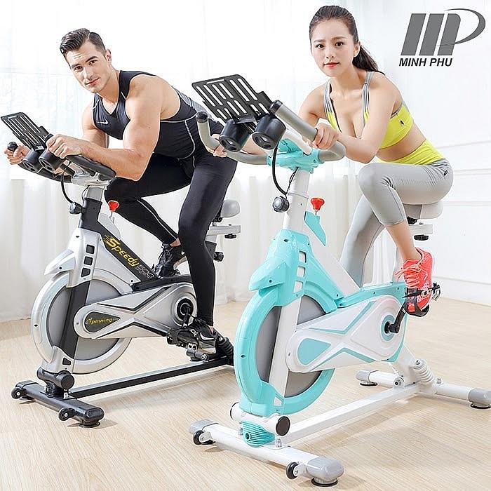 Xe đạp tập thể dục và những lợi ích không tưởng với sức khỏe của bạn