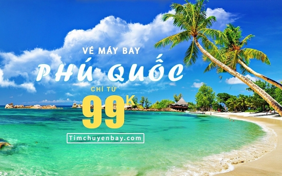 ve may bay di phu quoc vietjet vietnam airlines va bamboo