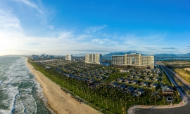 movenpick resort cam ranh va radisson blu resort cam ranh nhan giai thuong cong trinh chat luong cao