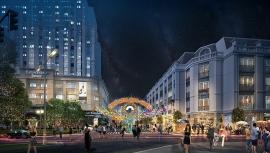 Đâu là lý do giúp nhà phố thương mại 2 mặt tiền thu hút nhà đầu tư?