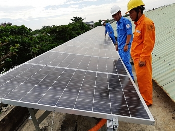 Điện mặt trời mái nhà kỳ vọng phát triển mạnh
