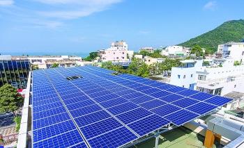 EVN công khai thông tin để thúc đẩy phát triển điện mặt trời mái nhà