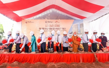 T&T Group khởi công dự án BĐS đầu tiên tại khu vực Đồng bằng sông Cửu Long