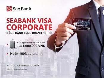 """SeABank hỗ trợ tối đa doanh nghiệp trước xu hướng """"không tiền mặt"""""""