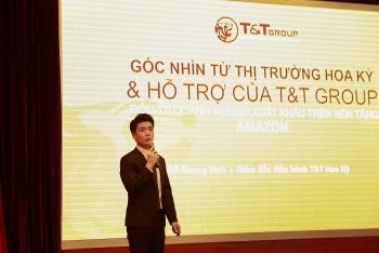 T&T Group và SHB hỗ trợ DN Việt chinh phục thị trường Mỹ với gói tín dụng 3000 tỷ