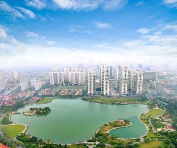Không gian xanh cho cuộc sống an lành tại An Bình City