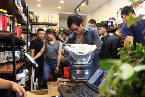 WheyShop : Hành trình xây dựng thương hiệu thực phẩm thể hình hàng đầu Việt Nam