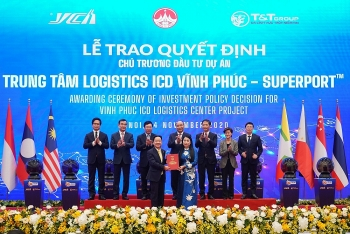"""Thủ tướng khởi động mạng lưới logistics thông minh ASEAN (ASLN) với dự án đầu tiên """"Trung tâm logistics ICD Vĩnh Phúc"""""""