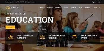 Thiết kế website trường học chuyên nghiệp, nổi bật tại Bizfly Website